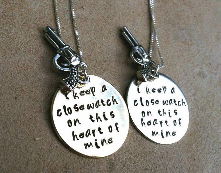 Johnny Cash Jewelry Johnny Cash Necklace I Keep A by natashaaloha, $43.00
