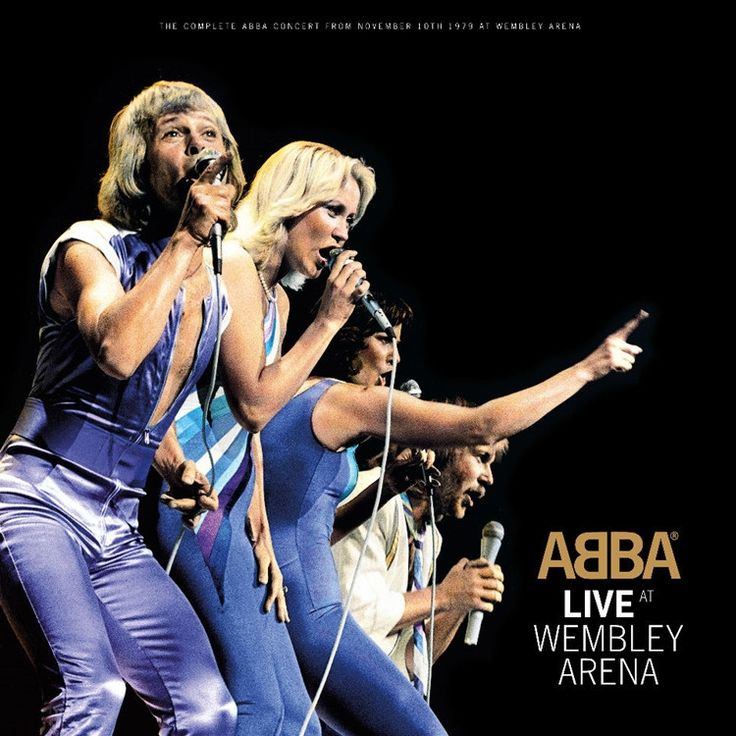 ABBA - Live At Wembley Arena on Limited Edition 180g 3LP