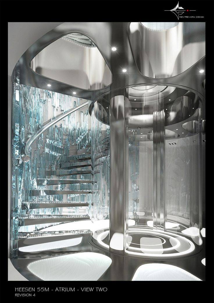 Check out this futuristic interior yacht design. This is a work of art! http://www.justleds.co.za