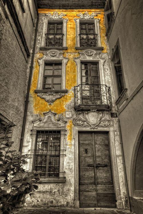 Yellow Rising: Piedmont, Italy