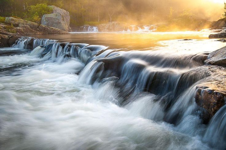 Golden Mist Photo by Kenneth McDowell — National Geographic Your Shot