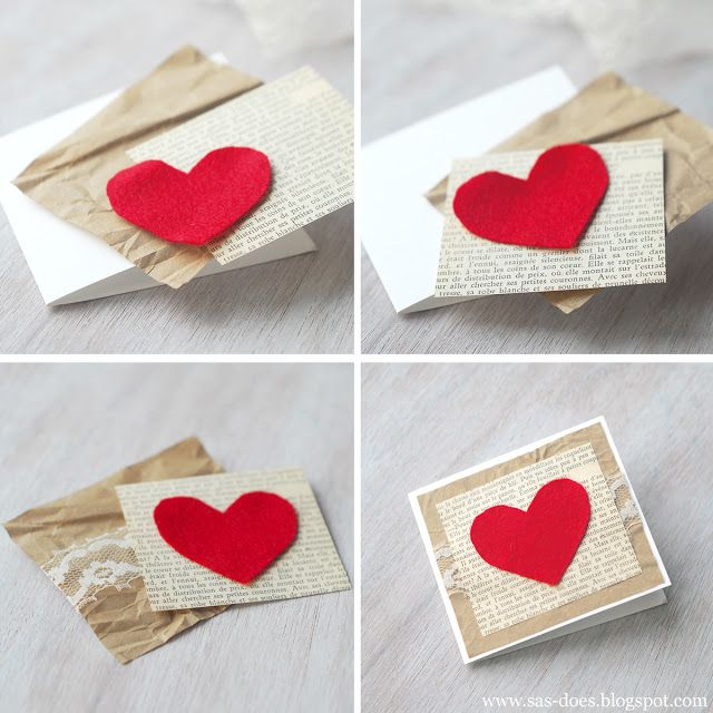 148 best images about Valentines ideas – Make Valentines Day Cards