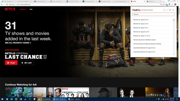 Best Netflix Chrome Extensions in 2017 for Enhanced Streaming