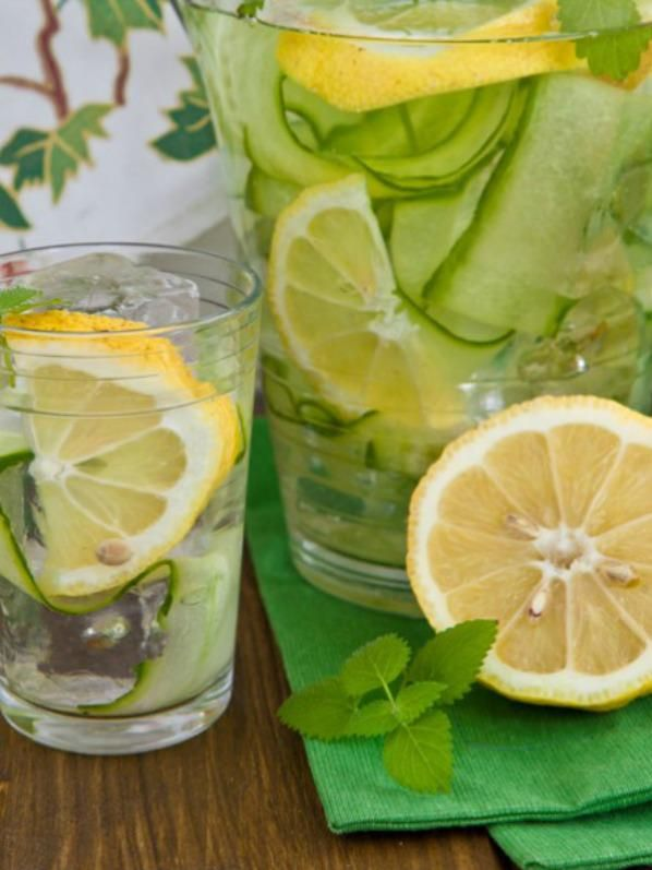 Uborkás víz! – Idd soványra magad!   Nőivilág.hu