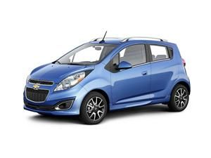 Running Costs Chevrolet Spark 1.2i LT 5dr