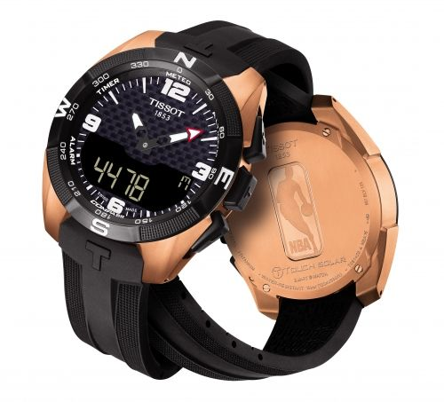 Tissot T-Touch Solar NBA Special Edition   T091.420.47.207.00