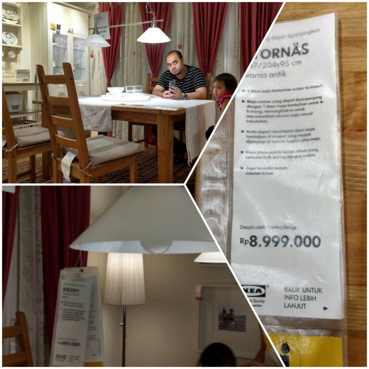 Idea for dining room with ikea indonesia