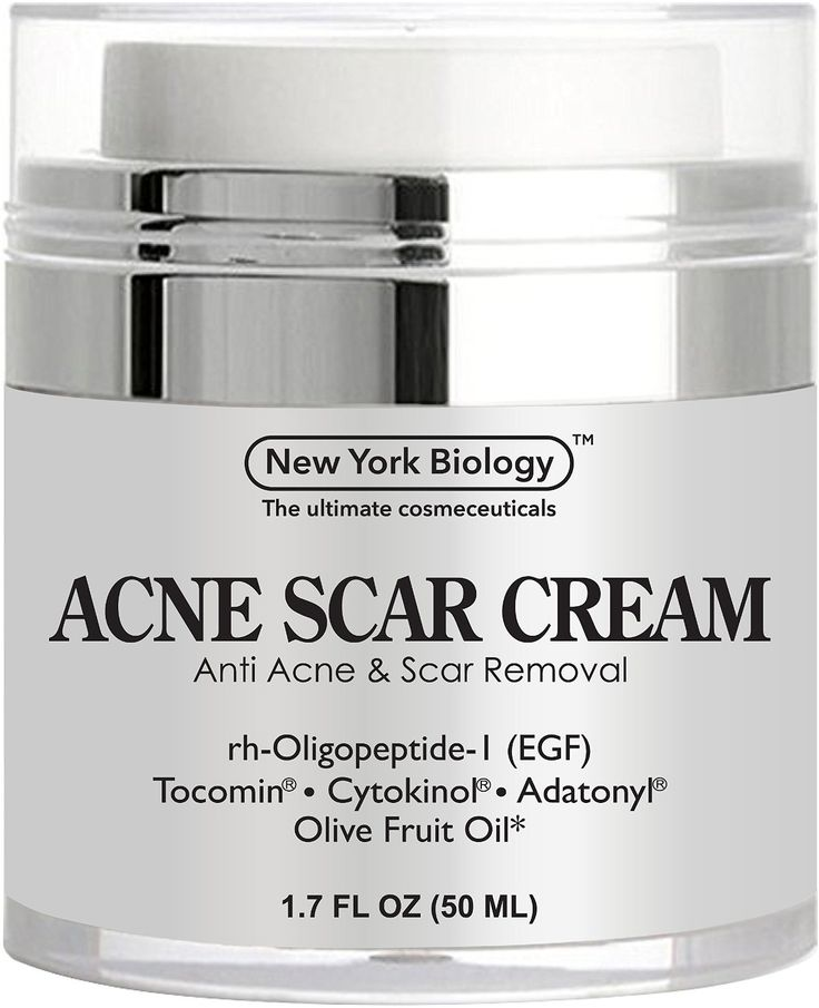 Acne Scar Cream from New York Biology - EGF Anti Acne Cream Helps Get Rid of Acne Scars while Hydrating & Regenerating Skin - 1.7 fl oz.   Read the rest of this entry » http://acnereview.biz/acne-scar-cream-from-new-york-biology-egf-anti-acne-cream-helps-