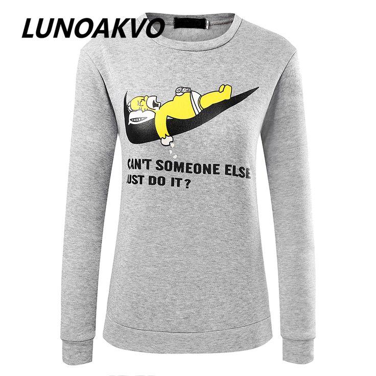 Winter Autumn Men Hoodies Cartoon Letter Print Tracksuits Sweatshirts Tops  Pullovers casual sweatshirt