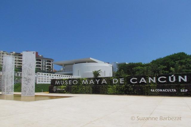 Museo Maya de Cancun, new museum in the  hotel zone