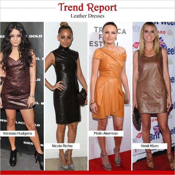 Модные кожаные юбки 2014 - Стильный и модный магазин одежды