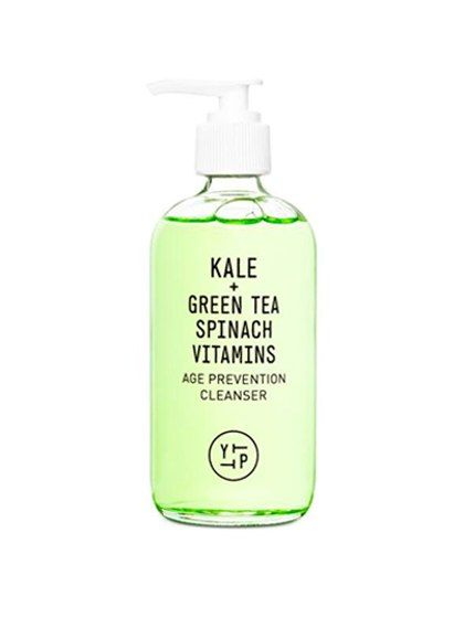 5 Products Allure's Senior Digital Editor Is Obsessing Over This Week: Youth to the People Kale + Green Tea Spinach Vitamins Age Prevention Cleanser | Allure.com