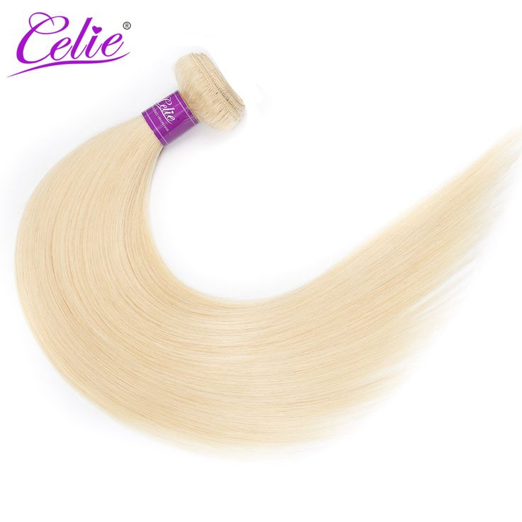 Find More Hair Weaves Information about Celie Hair 613 Bundles Brazilian Straight Hair Weave Bundles Blonde Human Hair Extensions 1 Piece No Shed No Tangle,High Quality Hair Weaves from CELIE Official Store on Aliexpress.com