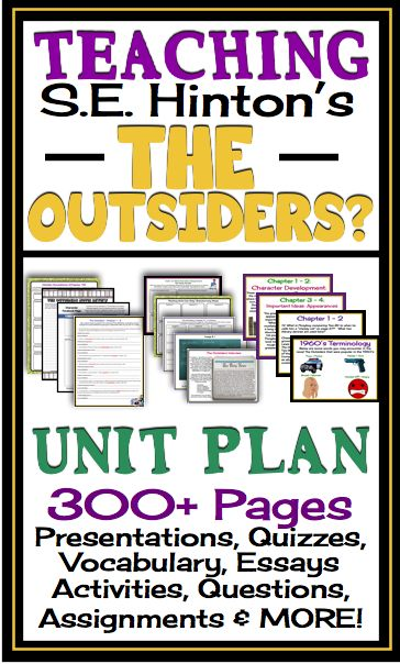 27 Best Images About The Outsiders On Pinterest | Activities