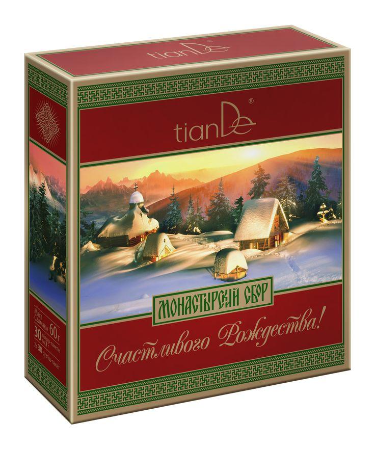 Монастырский Сбор - фито - чай Тианде