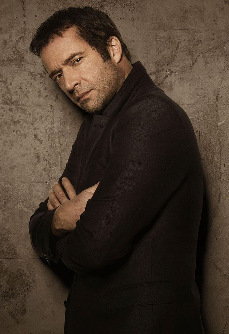He's Back! James Purefoy Dissects Joe Carroll's Return on The Following