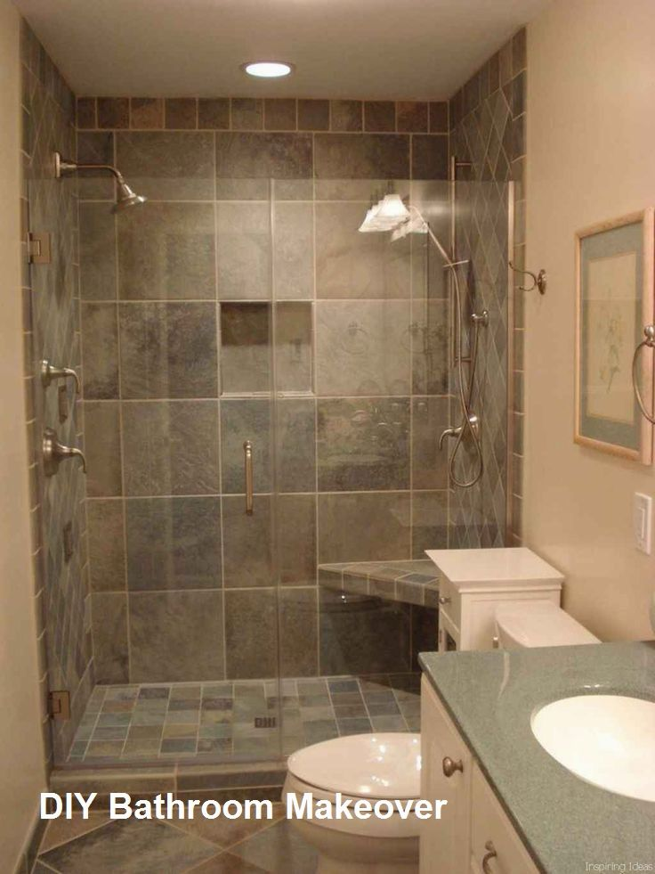 Cheap Diy Bathroom Makeover Ideas In 2020 Cheap Bathroom Remodel Small Shower Remodel Bathrooms Remodel