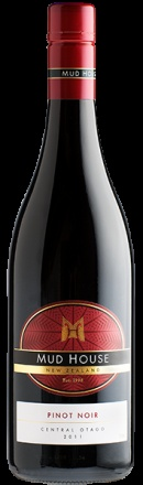 Mud House Central Otago Pinot Noir 2011 | Mud House Wines