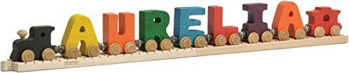 7 Letter NameTrain and Track to Fit - Made in USA