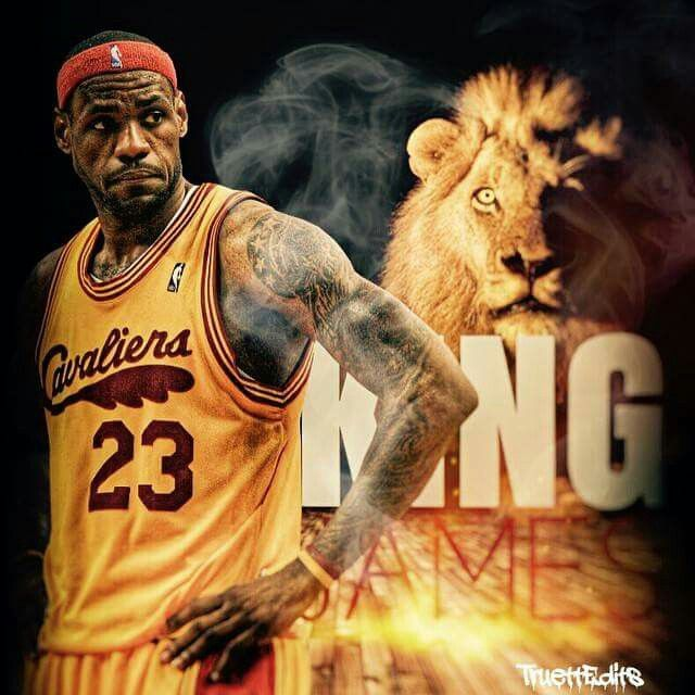 LeBron James .... The King Has Returned ...