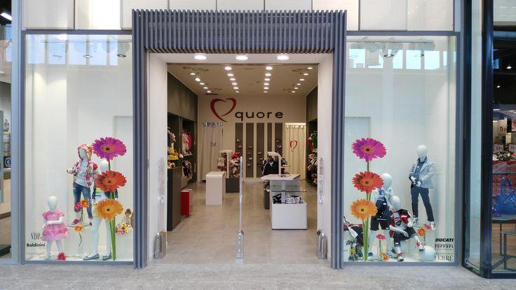 Il Quore Store nel #centrocommerciale più grande d'Europa: il Centro di Arese (MI) in via Eugenio Luraghi, 11 #quore #nuoveaperture #kidswear #shopping #outfit #dress #wearing