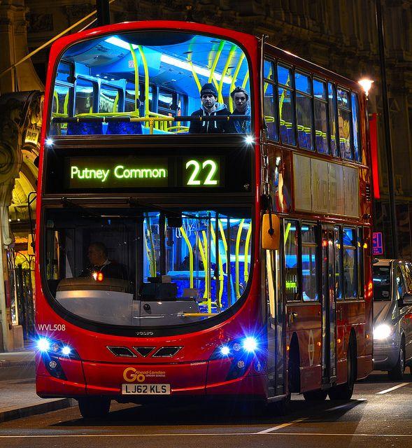 London Bus | Flickr: Intercambio de fotos