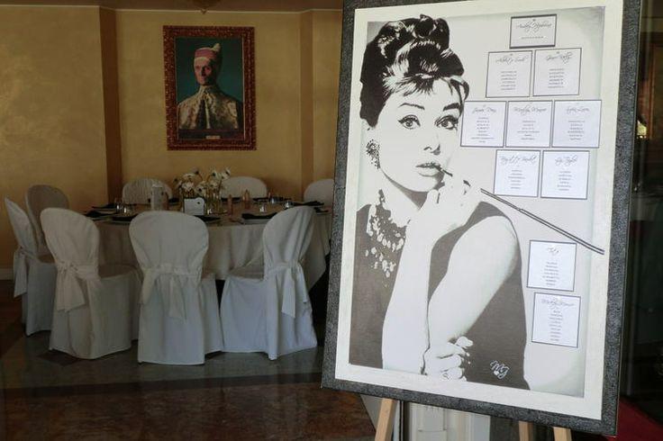 243 best images about tableau de mariage escort card - Tableau marque place mariage ...
