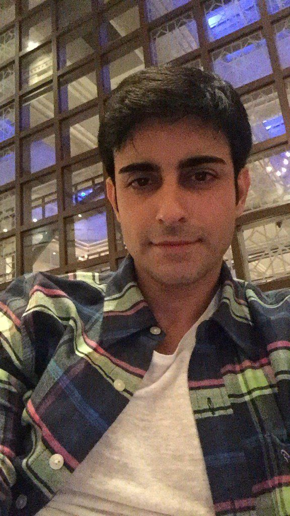 que lindooo, Gautam Rode, So cute and handsome
