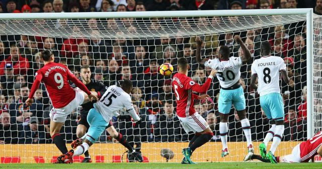 EPL VIDEO: Manchester United vs West Ham 1-1 2016 All Goals & Highlights