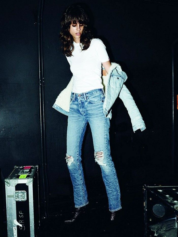 Exactly Why Levi's 505 Jeans Became So Iconic via @WhoWhatWear