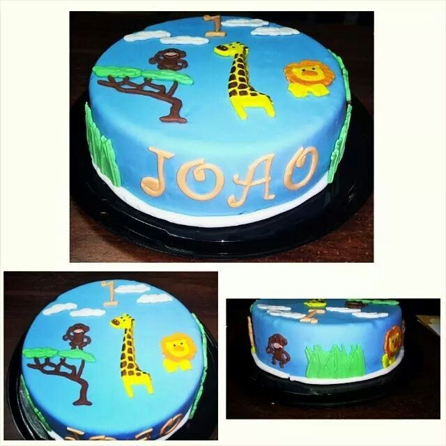 #cake #jungle #junglepals