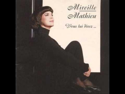 Mireille Mathieu * Vous lui direz (Album Intégral) *