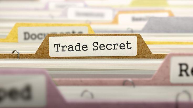 Labeling a document a trade secret