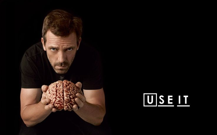 Use it!Hugh Laurie, Inspiration, Quotes, House Md, Movie, Funny Stuff, Things, People, Brain