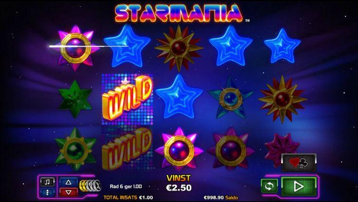 Starmania - I Starmania får du göra ett besök i yttre rymden och där spana efter stjärnor i alla de färger.