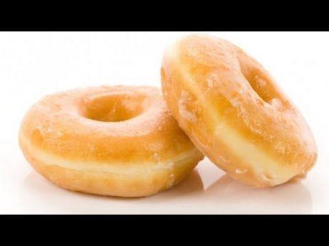Donuts autenticos Receta casera | Receta casera | Receta facil - YouTube