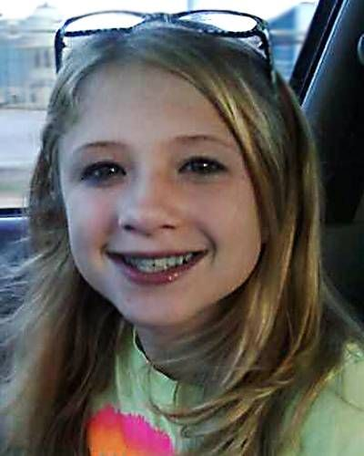"MISSING! 9/28/2013: ANNABELLE SMITH, 13, is missing from Elizabethton, TN. Annabelle is 5'3"" tall and weighs 90 lbs. with sandy hair and brown eyes. If you have any information about Annabelle's disappearance, please call 911, the Carter County Sheriff's Office at 423-542-1845 or the National Center for Missing & Exploited Children at 1-800-THE-LOST."