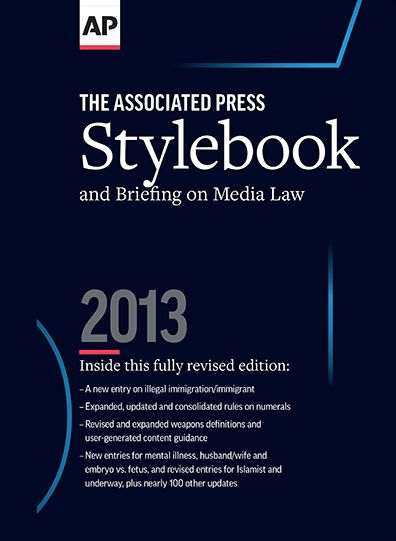 The Copy Block: Writing a Press Release? AP Style Matters