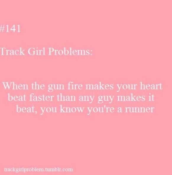 Track Girl Problem #141