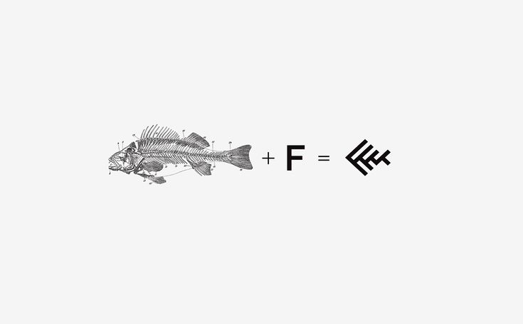 Fishbone Logo & Identity Design on Behance