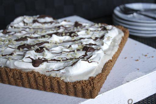 Amaretto taart - HandmadebyHelen