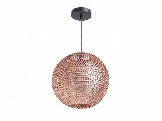 499 Lampa sufitowa wisząca miedziana - żyrandol - oświetlenie - SEINE_250428