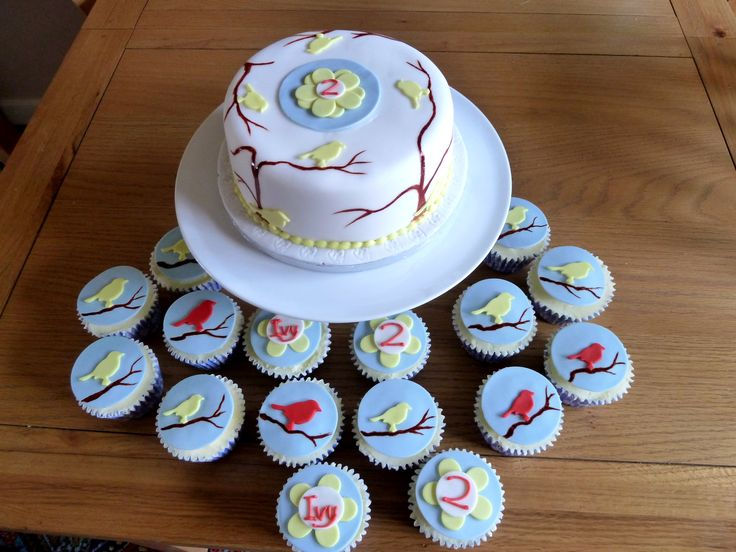- brilliant for a little girl - this was for a 2nd birthday for a birdy loving girl