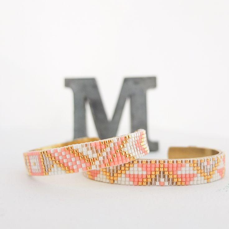 Bracelet manchette ★ www.la-petite-epicerie.fr ★Tutos et fournitures de DIY