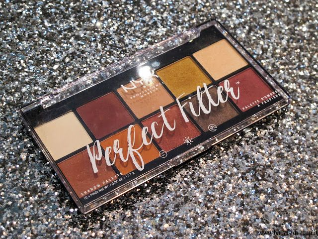 Babyredvamp Makeup: NYX, Perfect Filter Shadow Palette (Rustic Antique...