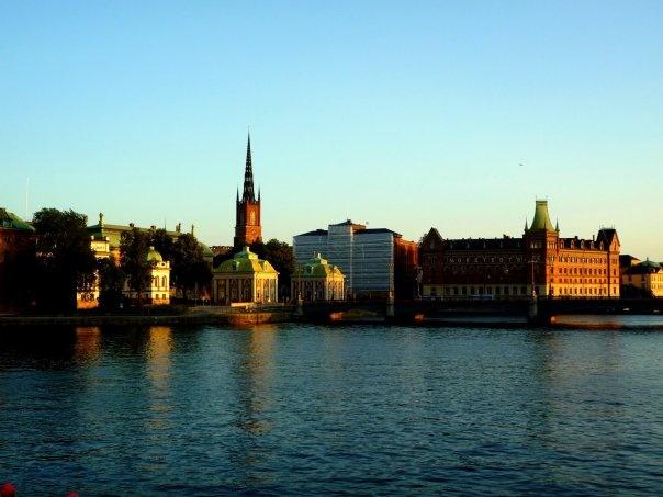 Riddarholmen, Stockholm, Sweden.