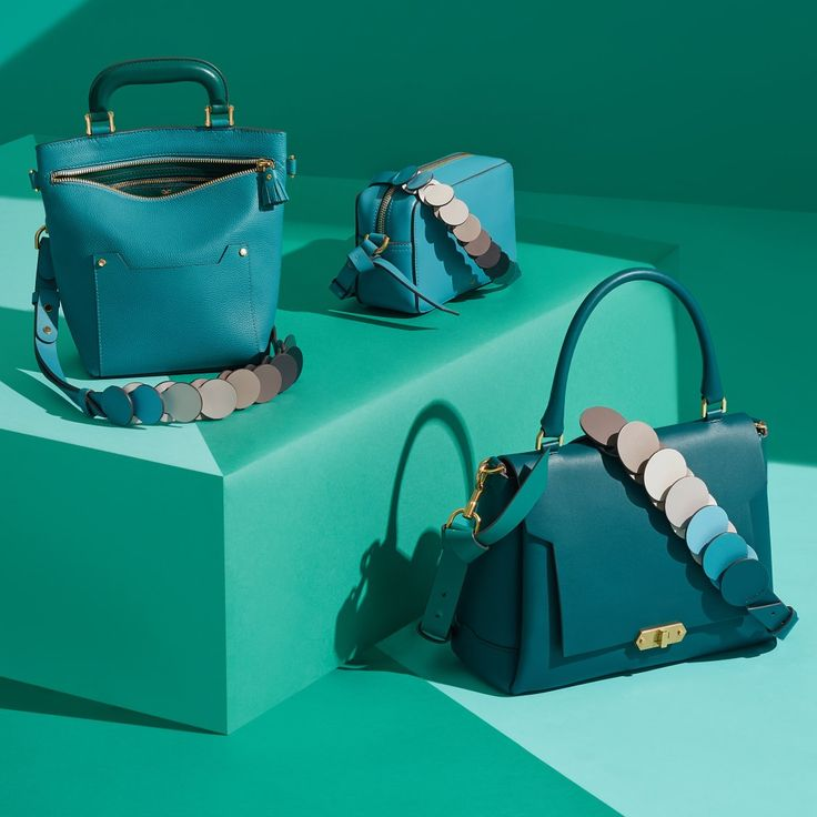 Discover the Autumn Winter 2017 collection in store and online #AnyaHindmarch