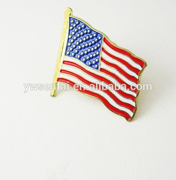 Abc Bans Flag Lapel Pins Hoax
