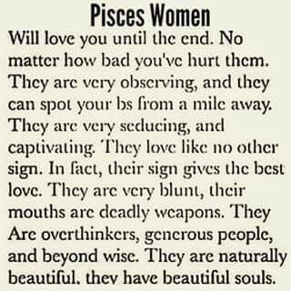 The Best Sign For A Pisces Woman