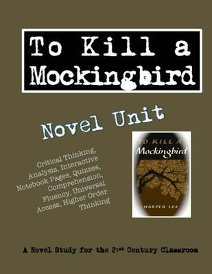 an overview of the issues of education in the novel to kill a mockingbird by harper lee Struggling with harper lee's to kill a mockingbird  but lee has said that the novel wasn't intended to be autobiography—she was just trying to write what she.